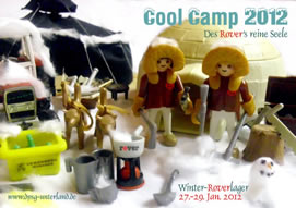 CoolCamp2012 Flyer
